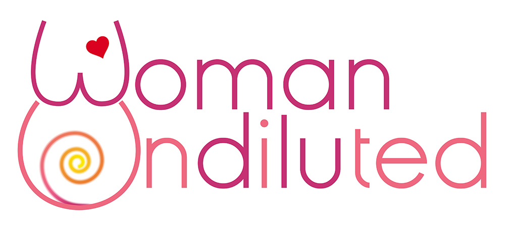 Woman Undiluted Retina Logo